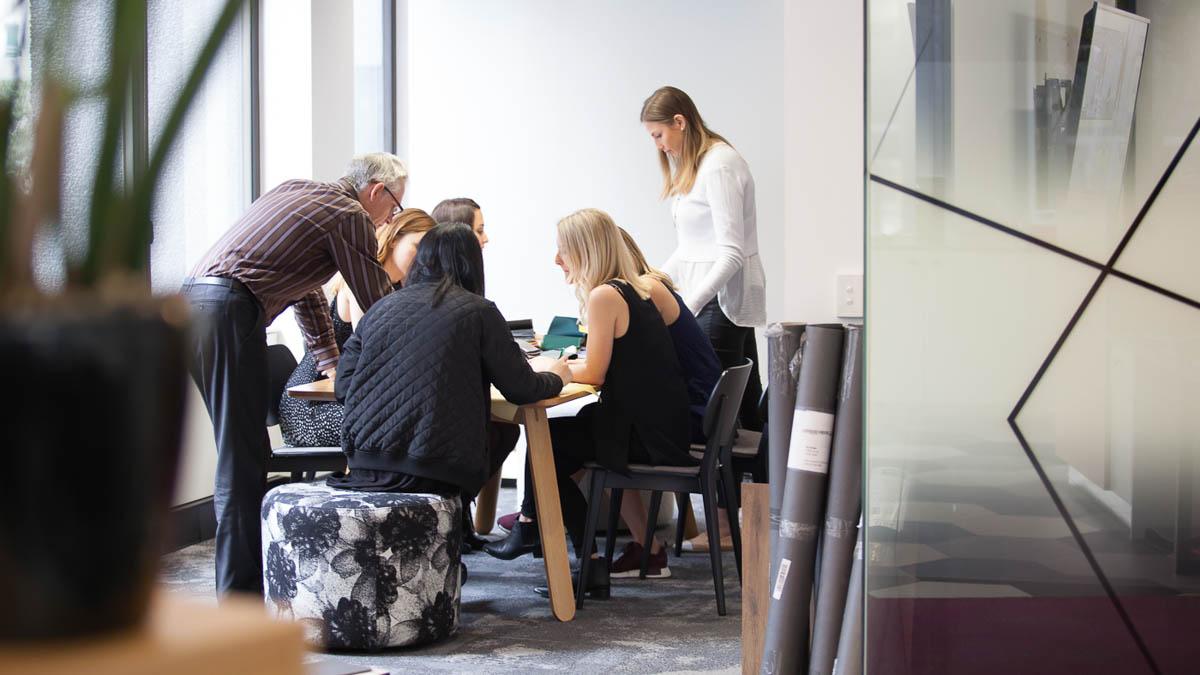 IA Design - Staff
