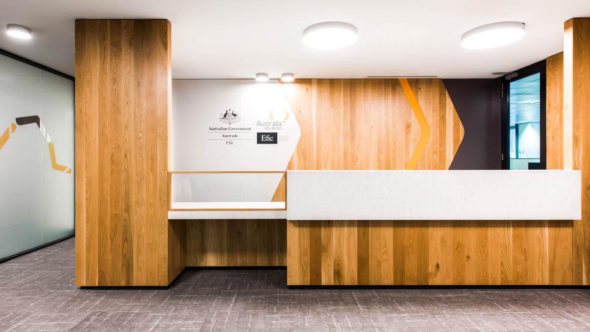 IA Design - Interior Architecture - Austrade