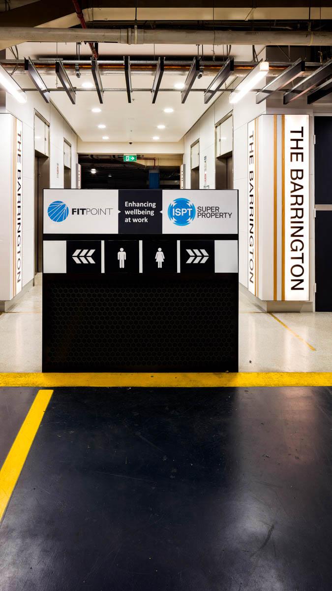 IA Design - Interior Architecture - Barrington EOT