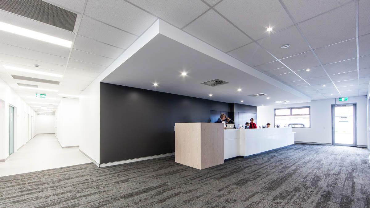 IA Design - Interior Architecture - Imaging Central