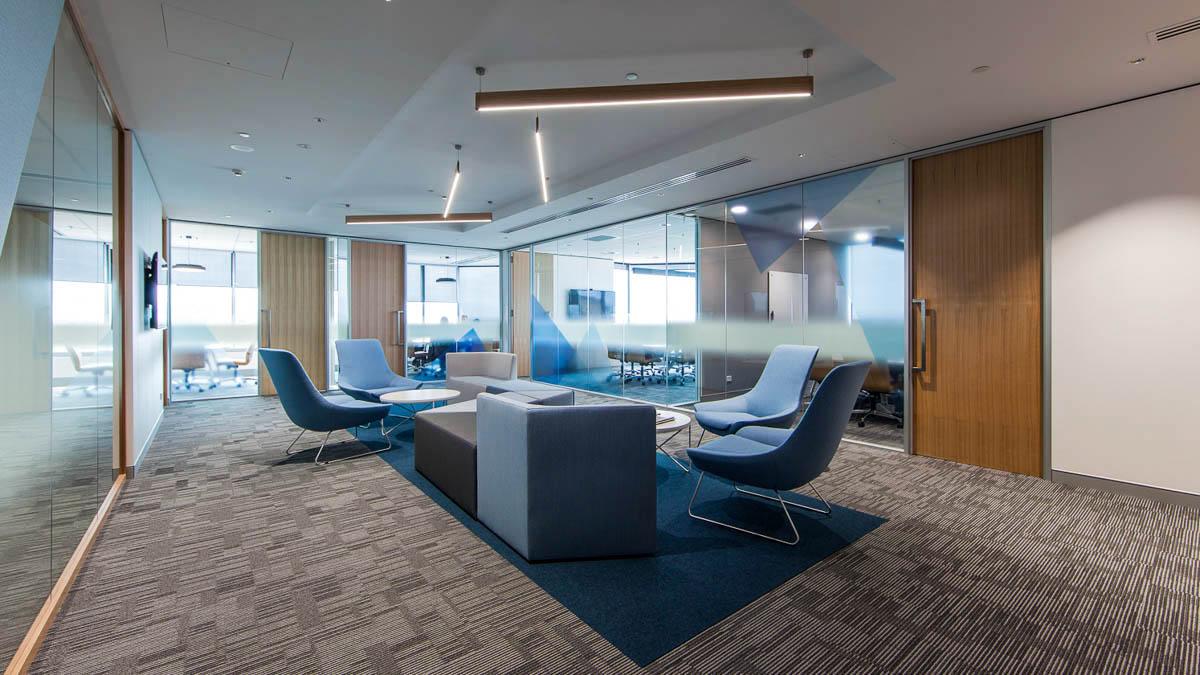 IA Design - Interior Architecture - Moore Stephens