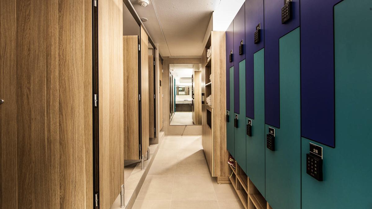 IA Design - Interior Architecture - 190 End of Trip Facility