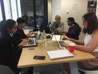 IA Design - Imogen Birch wins the 2017 CoreNet Hackathon