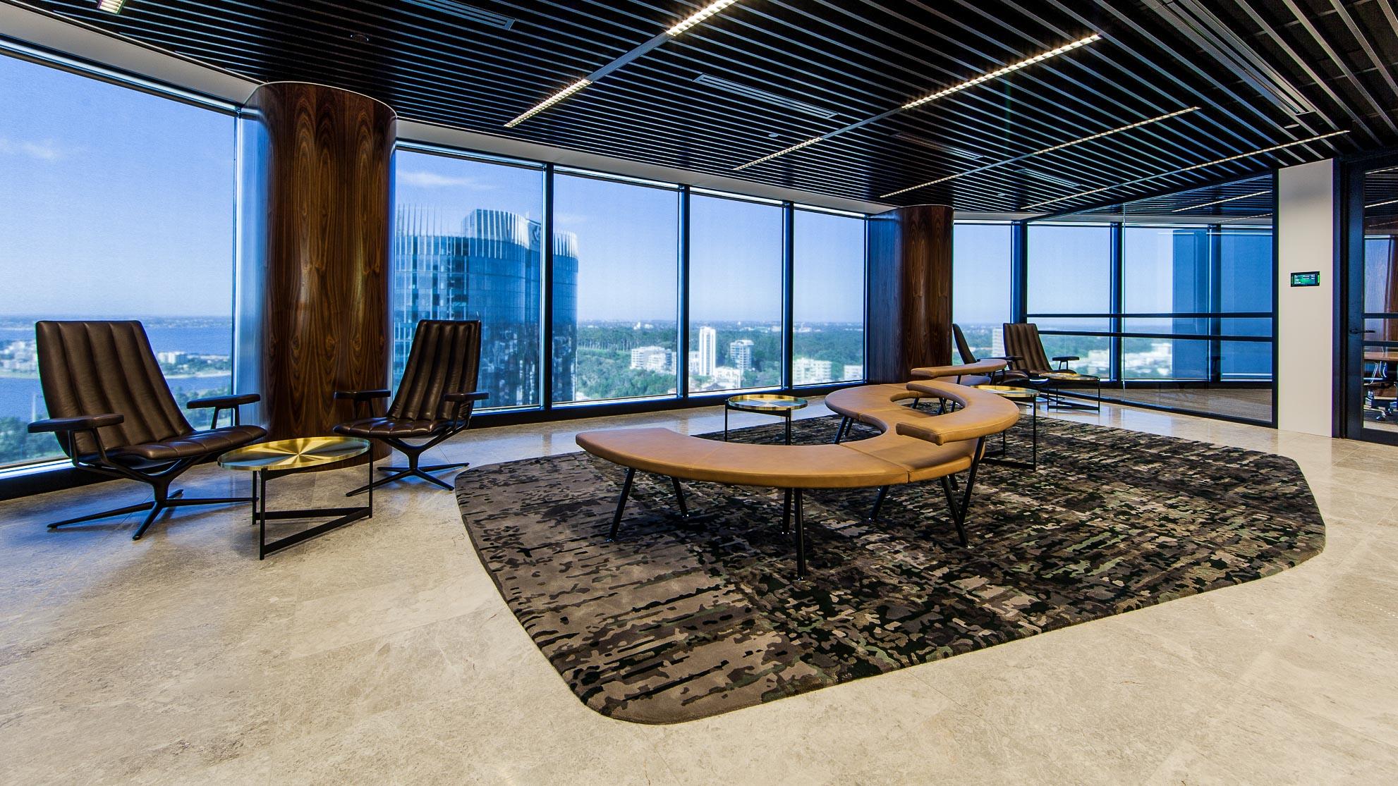 IA Design - Interior Design Architecture - CBRE Headquarters
