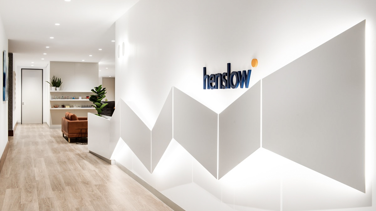 IA Design - Interior Design Architecture - Henslow
