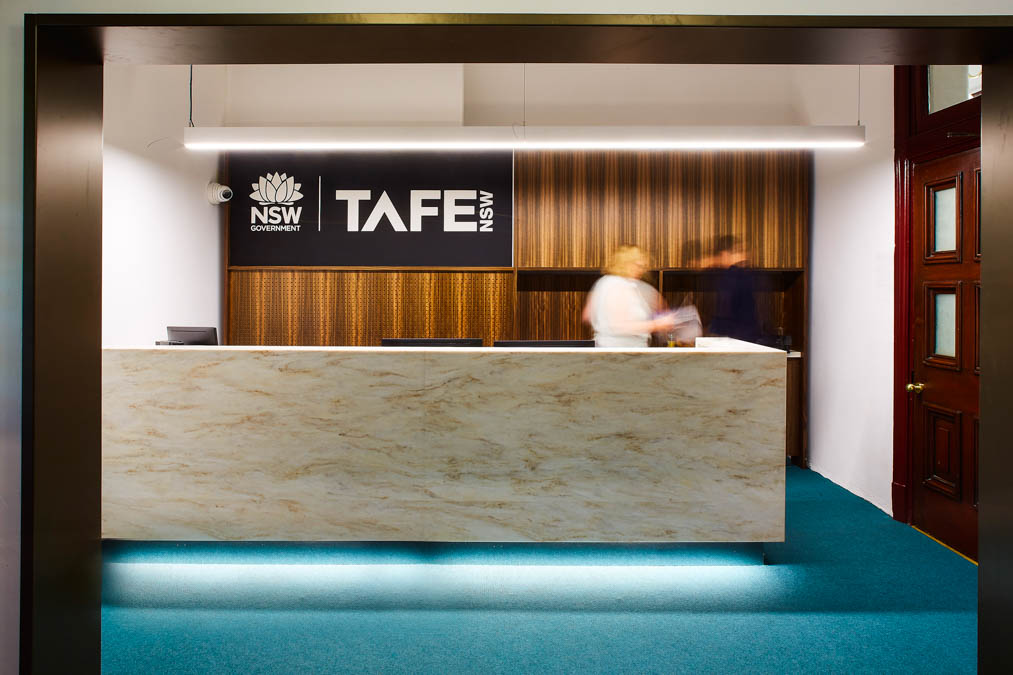 IA Design – Interior Design Architecture – NSW TAFE Ultimo