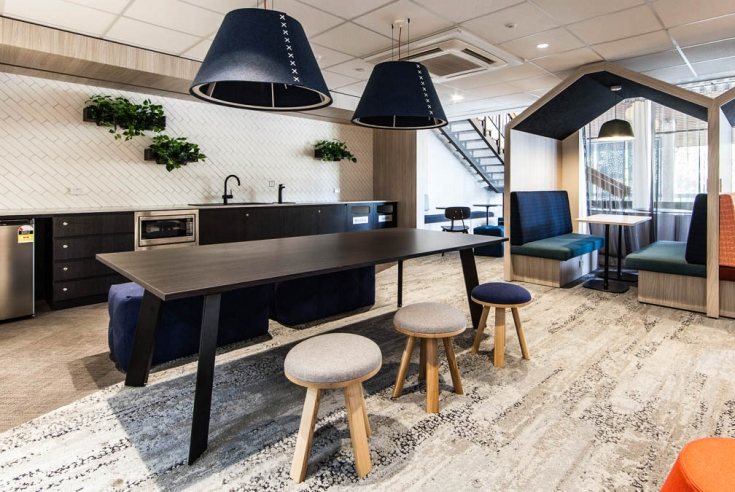 Activated Wellbeing Workplace - IA Design