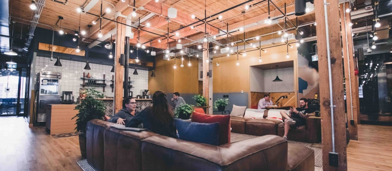 IA Design - The phenomenon of co-working is up and running… but where to? By Craig Hansen